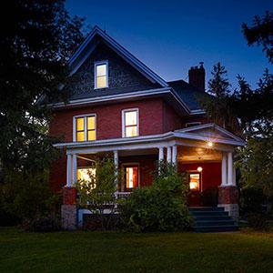 house exterior dusk_x300